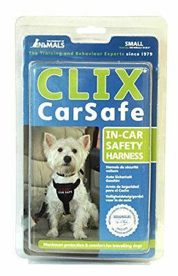 The Company of Animals CLIX CarSafe Harness Small