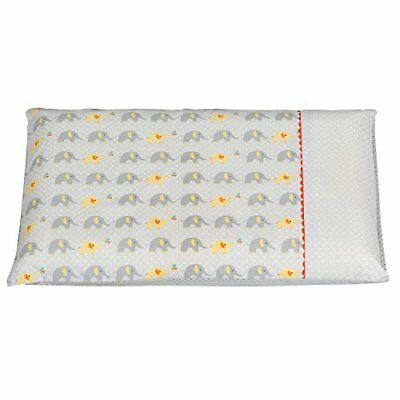 ClevaMama Replacement Toddler Pillow Case Elephant