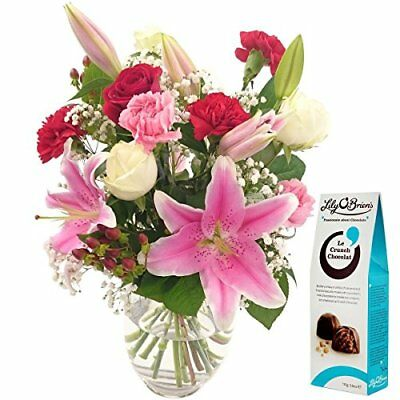 Oriental Charm Bouquet  FREE Chocolates and FREE NEXT DAY UK Delivery - Beautif