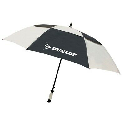 "DUNLOP 62"" DOUBLE CANOPY AUTOMATIC FOLDING GOLF UMBRELLAS > (Lot of 24)"