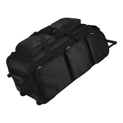 "Travelers Club Unisex  Xpedition 30"" Multi-Pocket Sports Rolling Duffel"