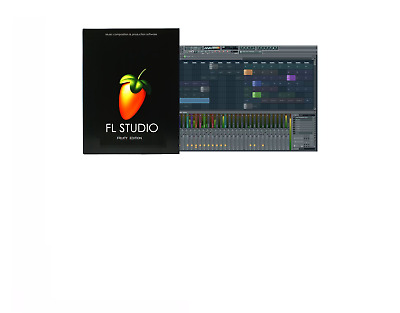 Fl Studio 20 Fruity Loops Edition Music Software/retail/ Windows License 7/8/10