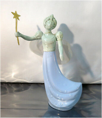 Vintage AVON, Good Fairy - Delicate Daisies Cologne Decanter, 3fl. Oz.