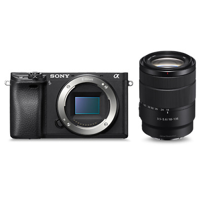 Sony A6300 Camera w/ 18-135mm Zoom Lens ILCE6300MB