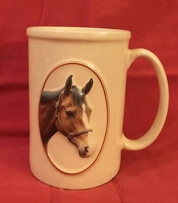 HORSE MUG 3D Horse Face Picture  EQUINE EXPRESSIONS Coffee Tea Mug