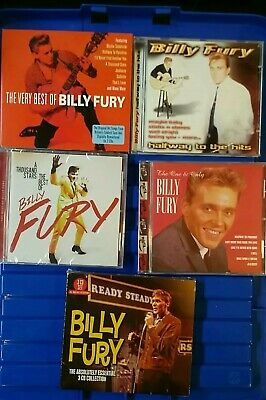 Billy Fury: A Thousand Stars The Very Best Of 30 Track Cd Greatest Hits / New B2