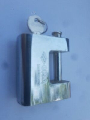 Cisa Shipping Container Padlock.used.