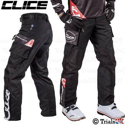 Clice Fora Six Day Riding Pants -Wet Weather- Trials/Enduro/Off Road/Adventure