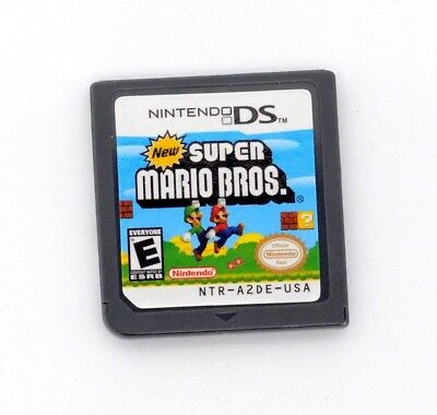 Game Cards Super Mario Bros Or Mario DS for Nintendo DS Lite NDSL/NDSI/3DS/3DSX