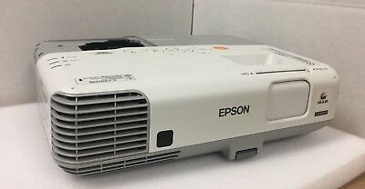 Epson PowerLite 96W WXGA 3LCD Projector Lumens (V11H38402 )2389 Hours on lamp