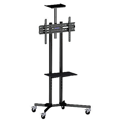 Mobile Floor Mounting TV Trolley