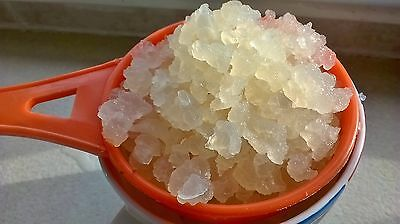 40 Grams = 4 Tablespoons Organic Water Kefir Grains + Instructions