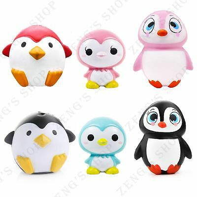 Kawaii Pinguino Squishy Profumato Lentamente In Aumento Regalo Per Bambini IT