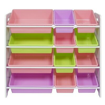 Toy Organizer White Green Red Or Blue Replacement Bin Priced Each