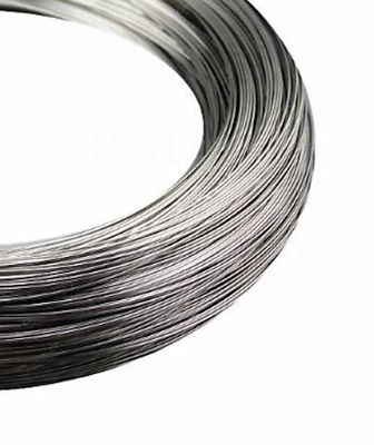 2mm Nitinol Super Elastic Wire 1 Metre (1000mm) TiNi Nickel/Titanium