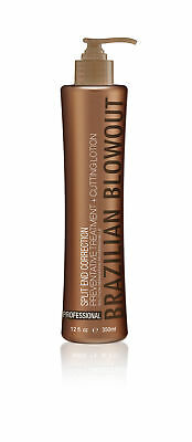 Brazilian Blowout Split End Professional Repairing Solution Treatment 12oz