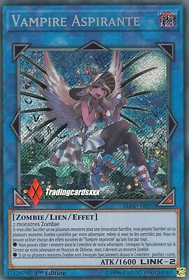♦Yu-Gi-Oh!♦ Vampire Aspirante (Sucker) : FLOD-FR050 -VF/Secret Rare-