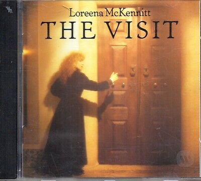 Loreena McKennitt ‎– The Visit CD