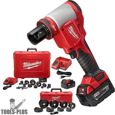 "Milwaukee 2676-23 M18 Force Logic High Capacity Knockout 1/2""~4"" Kit New"