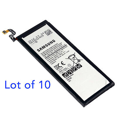 5 Samsung EB-BN920ABA OEM Battery Lot for Galaxy Note 5 N920 N920F N920A New