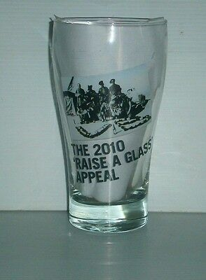 VB Victoria Bitter Beer  RSL Anzac Legacy brand new single long drink glass