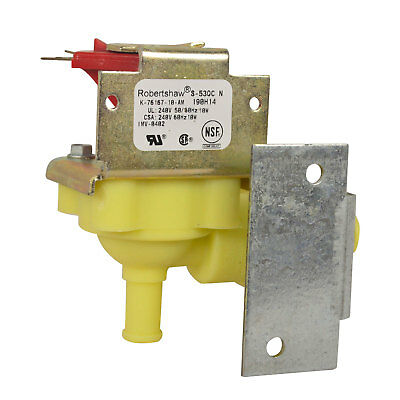 Water Valve to suit Commercial Ice Makers Single Solenoid Valve