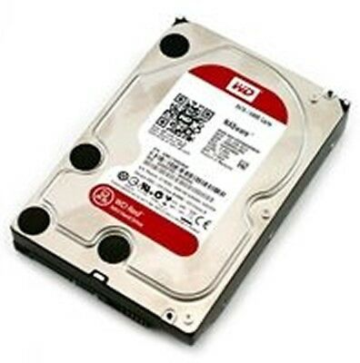 Western Digital 3000GB (3TB) IntelliPower SATA-III 6Gbps HDD  64MB WD30EFRX- Red
