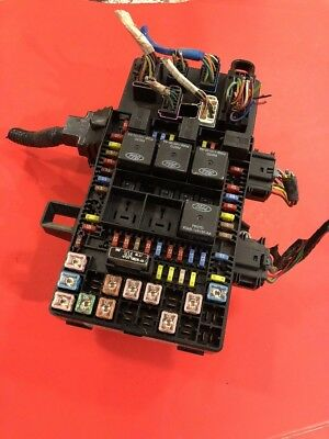 04 Ford F150 Fuse Relay Box Power Distribution Module Junction 4L3T-14A067-Bh