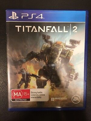 Titanfall 2 | PS4 PlayStation 4 | Very Good Condition