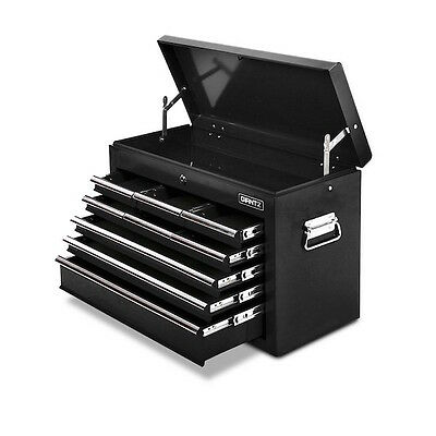 Tool Box Chest toolbox mechanic lockable cabinet 9 Drawers storage Black NEW