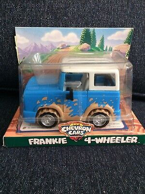 Chevron Cars Frankie 4 Wheeler With Removable Top