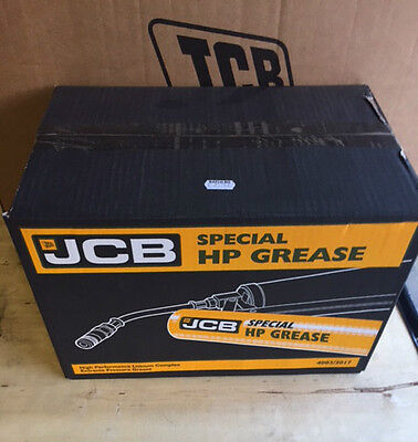 24X Jcb Special Hp Grease Lithium Complex 400G Blue