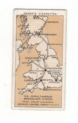 Ogdens Map of the British Simmultaneous Broadcast System