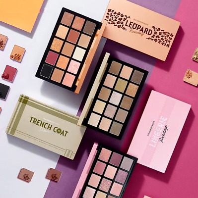 [Etude House] Play Color Eye Palette (Leopard Runway/Lingerie/Trench Coat)