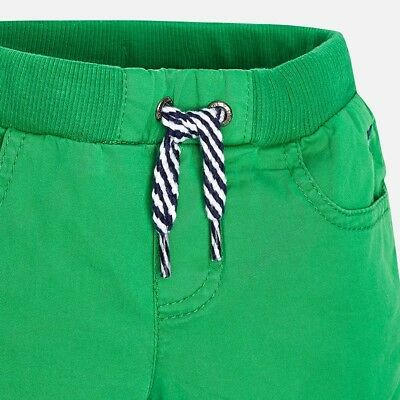 Mayoral Infant Boys lightweight Shorts In Green  (1263)Aged 12-36 months