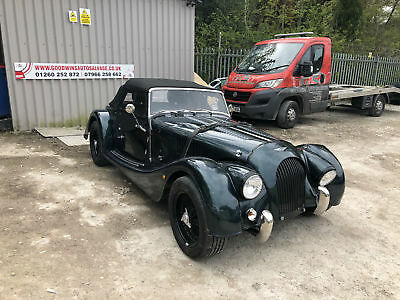 2017 17 Morgan Roadster 3.7 Accident Damaged Repairable Salvage
