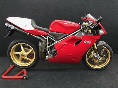 Ducati 996 SPS - Special parts - Lovely low mileage example