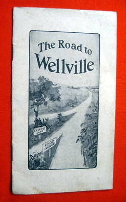 Postum Cereal Road to Wellville Booklet 1903