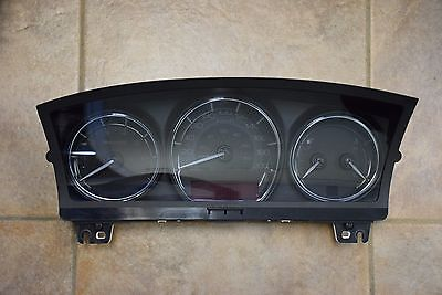 2010-2011 Lincoln Mks Dashboard Instrument Cluster For Sale  Km/ H