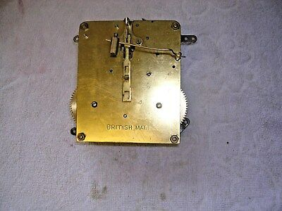 Clock  Parts ,  Brass  Clock Movement