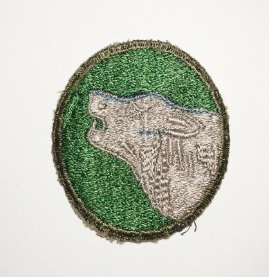 104th Infantry Division Patch WWII US Army P7063
