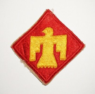 45th Infantry Division Patch WWII US Army P7073