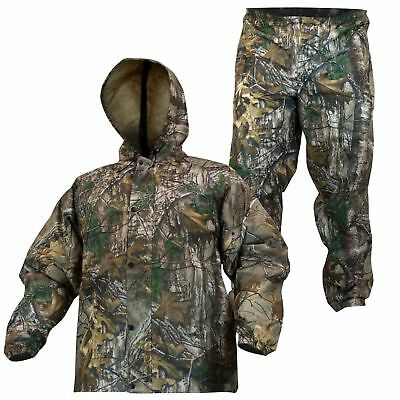 Rainsuit Camo Realtree Waterproof Compass 360 Outdoors Size Selection ~ New