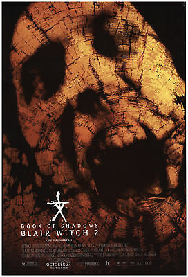 Book of Shadows: Blair Witch 2 2000 27x40 Orig Movie Poster FFF-69130 Rolled ...