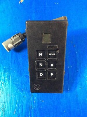 ALLISON TRANSMISSION REMOTE Shift Pad 29538360-REMAN