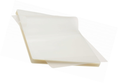 Scotch Thermal Laminating Pouches Count 100 Pack Clear Paper Sheet Letter Size