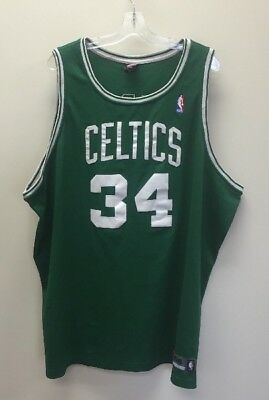 8f2edfae13d ... switzerland vintage paul pierce boston celtics authentic nike nba jersey  size 58 d3c83 60248