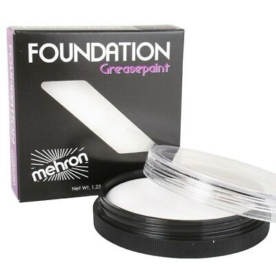 Mehron Grease Paint Foundation 35g - White