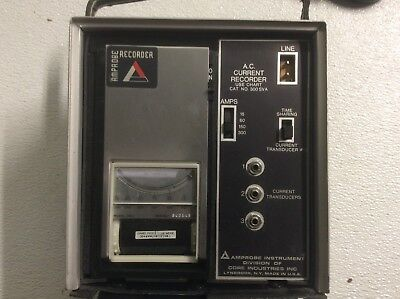 Amprobe LAA3/984652 AC Current Recorder with 3 Probes