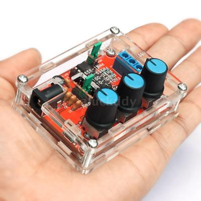 Signal Generator Module Sine/Triangle/Square Adjustable Frequency 1Hz-1MHz C4I4